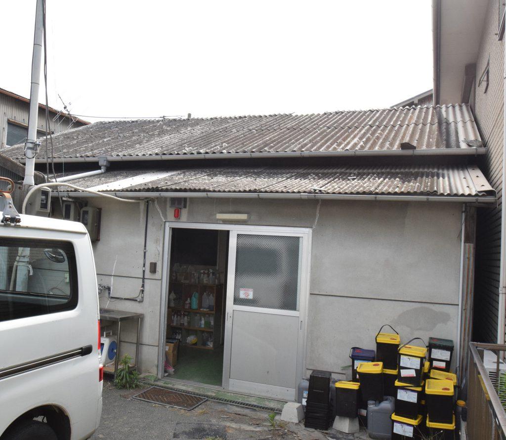 加美正覚寺倉庫